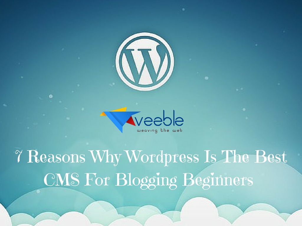 7 Reasons Why WordPress Is The Best CMS For Blogging Beginners (2)