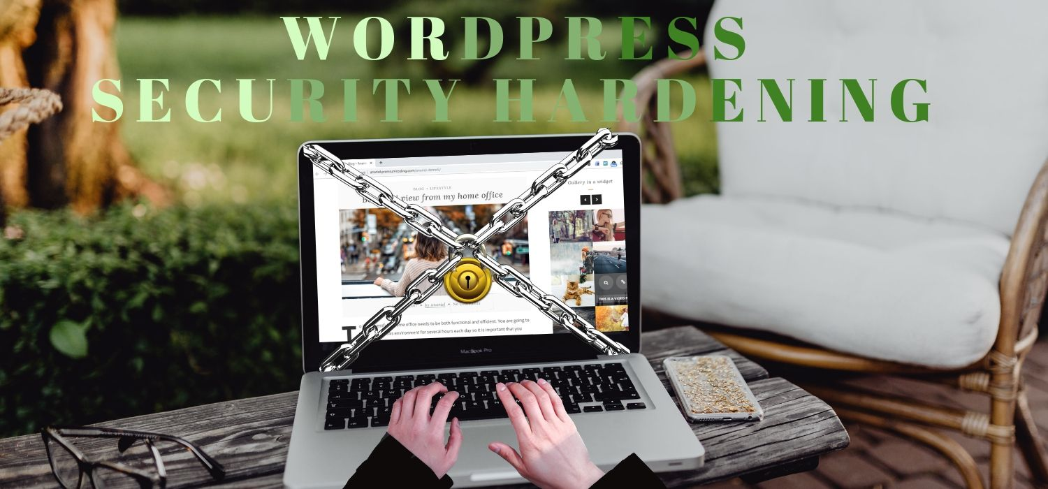 WordPress Security Hardening