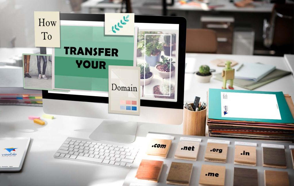 How to transfer you domain
